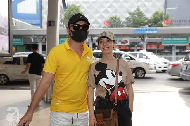 Dàn sao Vbiz đổ bộ sân bay chuẩn bị tới Phú Quốc để dự đám cưới Đông Nhi - Ông Cao Thắng - Ảnh 8.