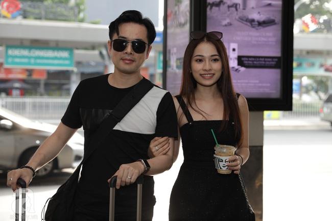 Dàn sao Vbiz đổ bộ sân bay chuẩn bị tới Phú Quốc để dự đám cưới Đông Nhi - Ông Cao Thắng - Ảnh 15.