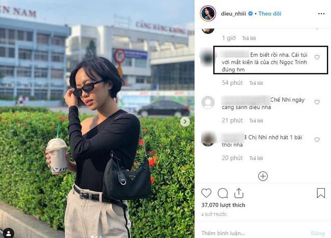 """Không hẹn mà gặp, Phạm Quỳnh Anh - Diệu Nhi cùng diện áo lệch vai và dát đồ hiệu sang xịn nhưng nhân vật mà fan réo tên lại là """"thánh nữ hàng hiệu"""" ở nơi một nơi xa - Ảnh 7."""