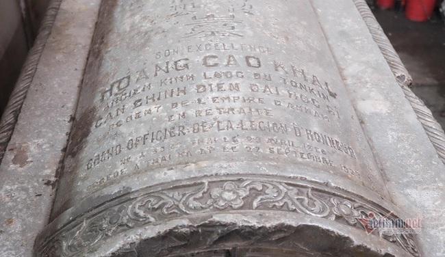 Chục gia đình sống trong ngôi mộ cổ, chuyện rợn tóc gáy giữa lòng thủ đô - Ảnh 2.