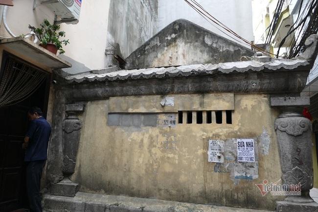 Chục gia đình sống trong ngôi mộ cổ, chuyện rợn tóc gáy giữa lòng thủ đô - Ảnh 11.