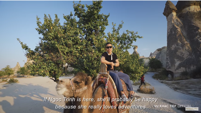 """Vũ Khắc Tiệp bỏ 9 triệu cho 1 tiếng bay khinh khí cầu ở Thổ Nhĩ Kỳ, dân tình bảo """"Nhờ cameraman nên mới follow kênh!"""" - Ảnh 2."""