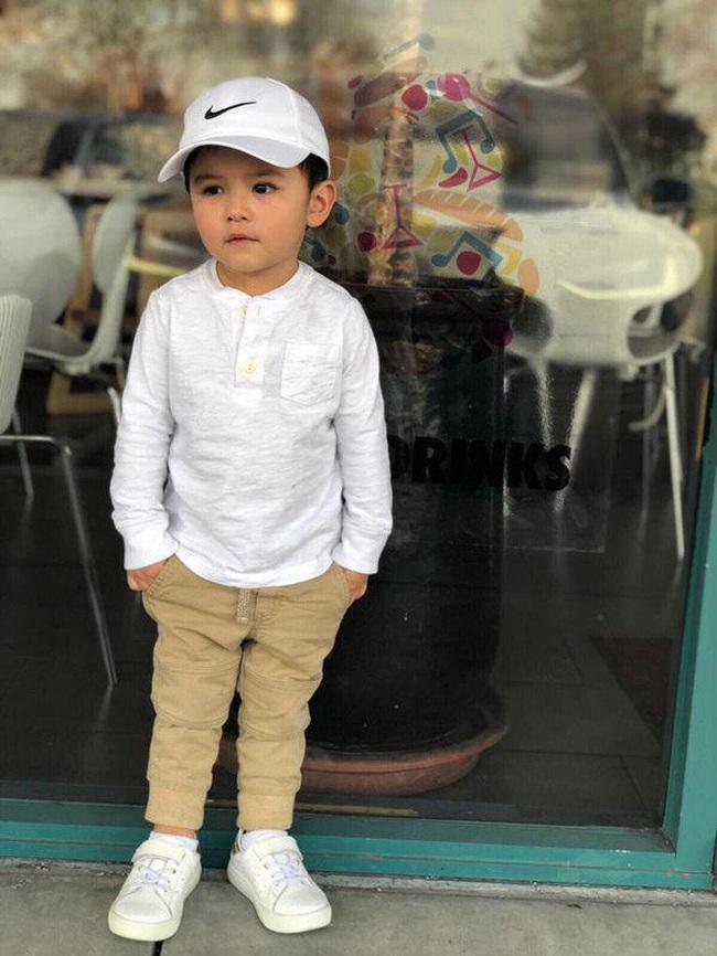 Con trai Đan Trường có cuộc sống như mơ, là tay chơi hàng hiệu, đi xe sang, sống trong biệt thự triệu đô dù chỉ mới... 3 tuổi - Ảnh 15.