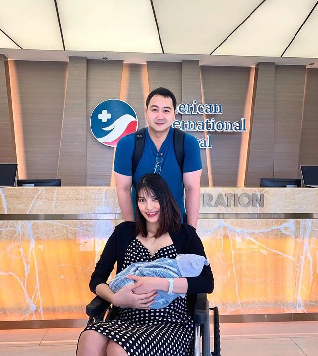 Hết kinh ngạc với nhan sắc của Lan Khuê sau sinh, cư dân mạng lại tròn mắt với dịch vụ 5 sao nàng Hoa hậu tận hưởng lúc sinh nở - Ảnh 2.
