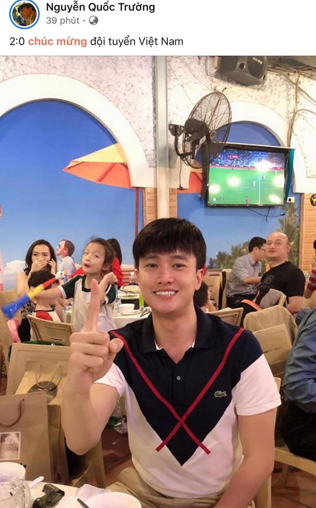 Việt Nam vô địch SEA Games, dàn sao Việt nô nức đi bão, mở tiệc ăn mừng linh đình - Ảnh 9.