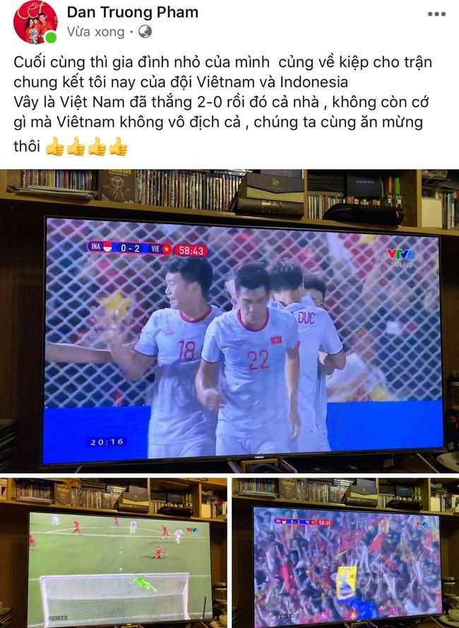Việt Nam vô địch SEA Games, dàn sao Việt nô nức đi bão, mở tiệc ăn mừng linh đình - Ảnh 11.