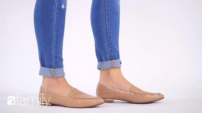 4 mẹo mặc quần jeans giúp bạn nhìn hút mắt hơn hẳn cô bạn đồng nghiệp  - Ảnh 4.