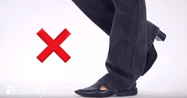 4 mẹo mặc quần jeans giúp bạn nhìn hút mắt hơn hẳn cô bạn đồng nghiệp  - Ảnh 6.