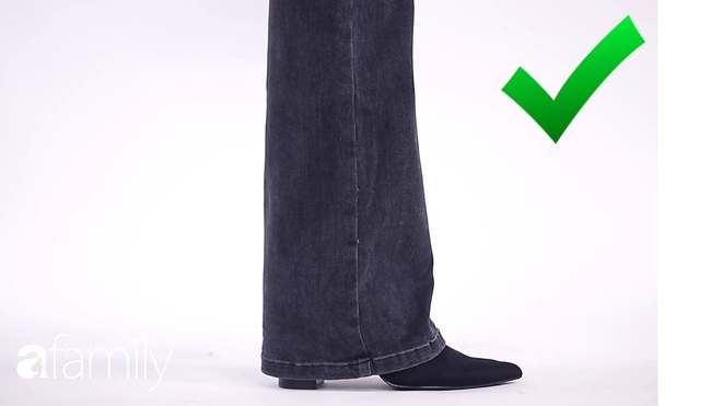 4 mẹo mặc quần jeans giúp bạn nhìn hút mắt hơn hẳn cô bạn đồng nghiệp  - Ảnh 7.