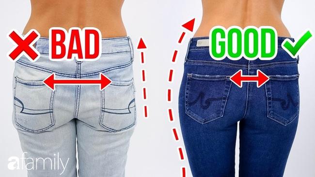 4 mẹo mặc quần jeans giúp bạn nhìn hút mắt hơn hẳn cô bạn đồng nghiệp  - Ảnh 1.