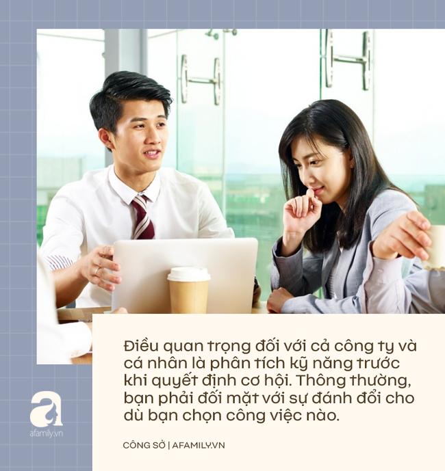 Chọn công việc mang lại danh vọng hay công việc đem đến hạnh phúc? 2 câu hỏi dưới đây sẽ giúp chị em công sở trả lời được ngay! - Ảnh 1.