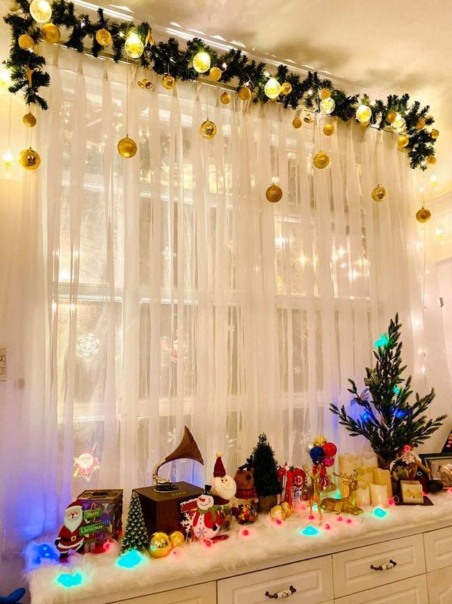 Giáng sinh lung linh trong biệt thự triệu đô của người mẫu Thúy Hạnh - Ảnh 9.