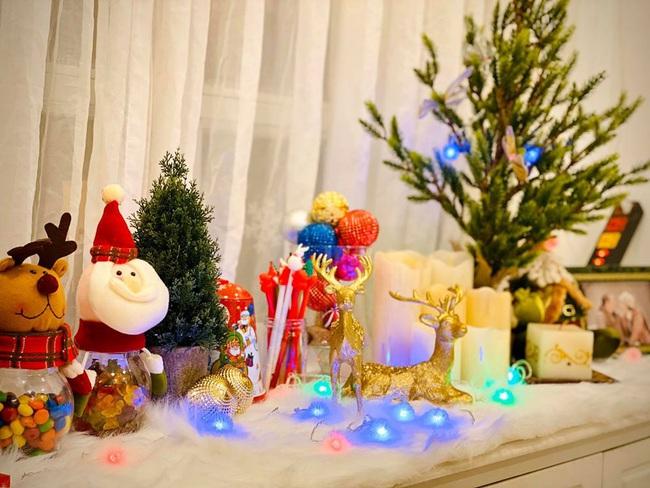 Giáng sinh lung linh trong biệt thự triệu đô của người mẫu Thúy Hạnh - Ảnh 7.