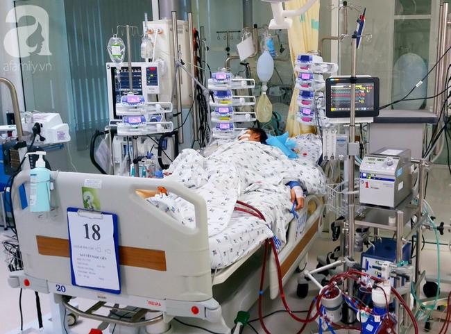 """TP.HCM: Hai bé gái mất hết chức năng tim nguy kịch được bệnh viện nhi đồng """"hồi sinh"""" ngoạn mục - Ảnh 2."""