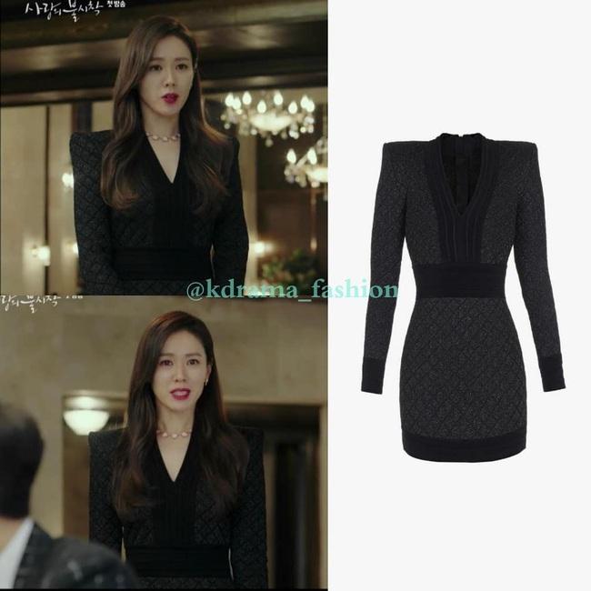 Phim khởi đầu hơi đuối, Son Ye Jin vẫn khiến dân tình lóa mắt với style ngập váy áo xa xỉ, chuẩn nữ thừa kế cơ nghiệp tỷ đô - Ảnh 10.