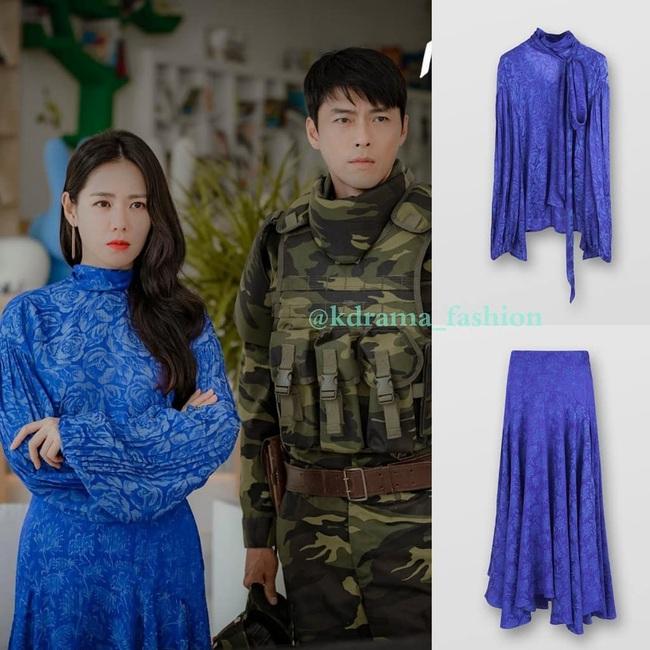 Phim khởi đầu hơi đuối, Son Ye Jin vẫn khiến dân tình lóa mắt với style ngập váy áo xa xỉ, chuẩn nữ thừa kế cơ nghiệp tỷ đô - Ảnh 8.