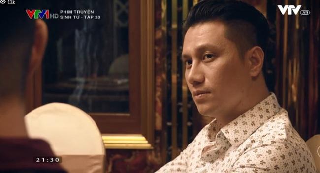 """""""Sinh tử"""" tập 20: Vũ (Việt Anh) lộ bản chất cáo già, """"bắt tay"""" cùng Chí Nhân lôi kéo Tân giám đốc nhập hội nhóm lợi ích - Ảnh 2."""