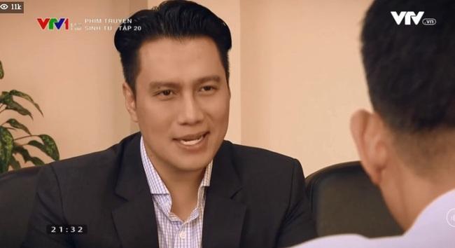 """""""Sinh tử"""" tập 20: Vũ (Việt Anh) lộ bản chất cáo già, """"bắt tay"""" cùng Chí Nhân lôi kéo Tân giám đốc nhập hội nhóm lợi ích - Ảnh 4."""