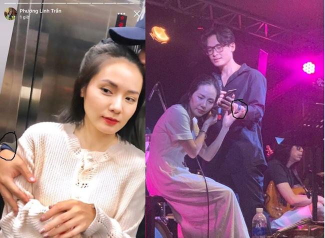 """HOT: Cặp đôi """"Cơn mưa tình yêu"""" Hà Anh Tuấn - Phương Linh đang hẹn hò? - Ảnh 2."""