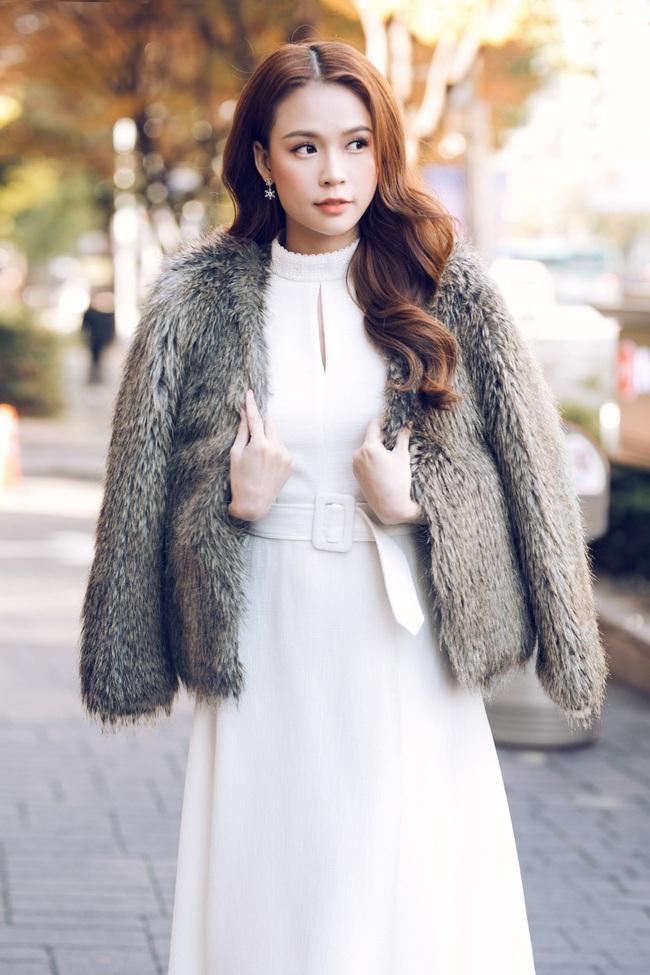Hóa nàng thơ ngọt ngào trên đường phố Hàn Quốc, Sam nói về tình bạn với Ngô Kiến Huy - Ảnh 11.