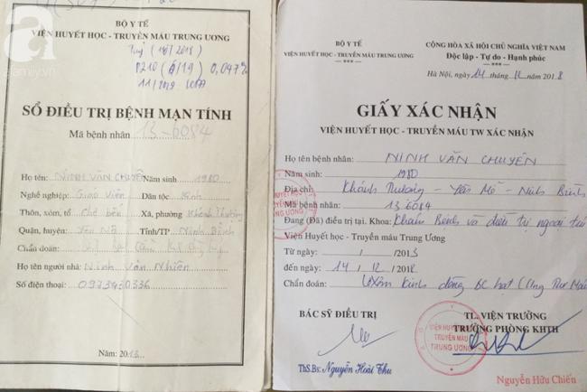 Nỗi đau của thầy giáo ung thư, vợ chết vì tai nạn để lại 2 con thơ ở Ninh Bình - Ảnh 3.