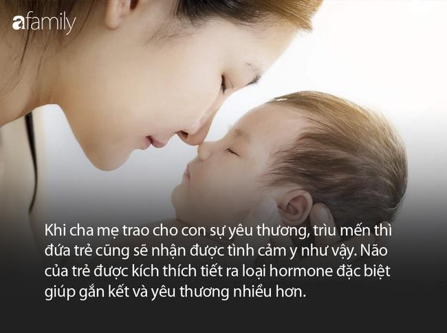 Hình ảnh chụp cộng hưởng từ MRI  thật 100% chứng minh sự lan tỏa yêu thương mạnh mẽ giữa mẹ và con  - Ảnh 3.
