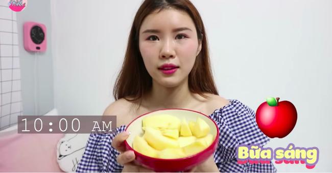 Thử nghiệm diet giảm cân khắc nghiệt của idol Hàn trong 1 ngày:  - Ảnh 5.