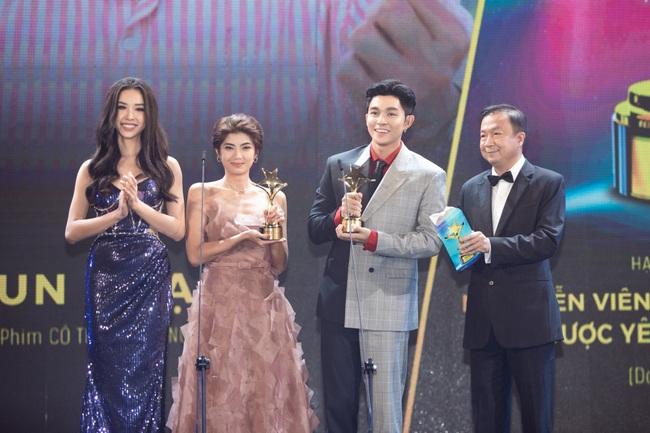 Vượt nhiều tên tuổi diễn viên kỳ cựu, Jun Phạm xúc động khi bất ngờ ẵm giải thưởng lớn dịp cuối năm - Ảnh 2.