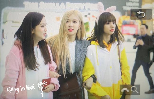 """Không biến sân bay thành sàn diễn, Jisoo và Lisa vẫn chiếm trọn spotlight với màn cosplay thỏ - vịt """"cute vô đối"""" - Ảnh 6."""