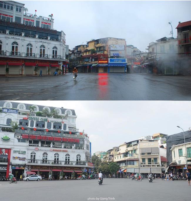 Sự đổi thay ngỡ ngàng của những con phố cổ xưa trong lòng Hà Nội suốt 1 thập kỷ, nhìn lại ai cũng thấy mênh mang - Ảnh 3.