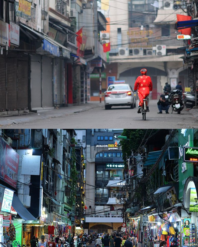 Sự đổi thay ngỡ ngàng của những con phố cổ xưa trong lòng Hà Nội suốt 1 thập kỷ, nhìn lại ai cũng thấy mênh mang - Ảnh 11.