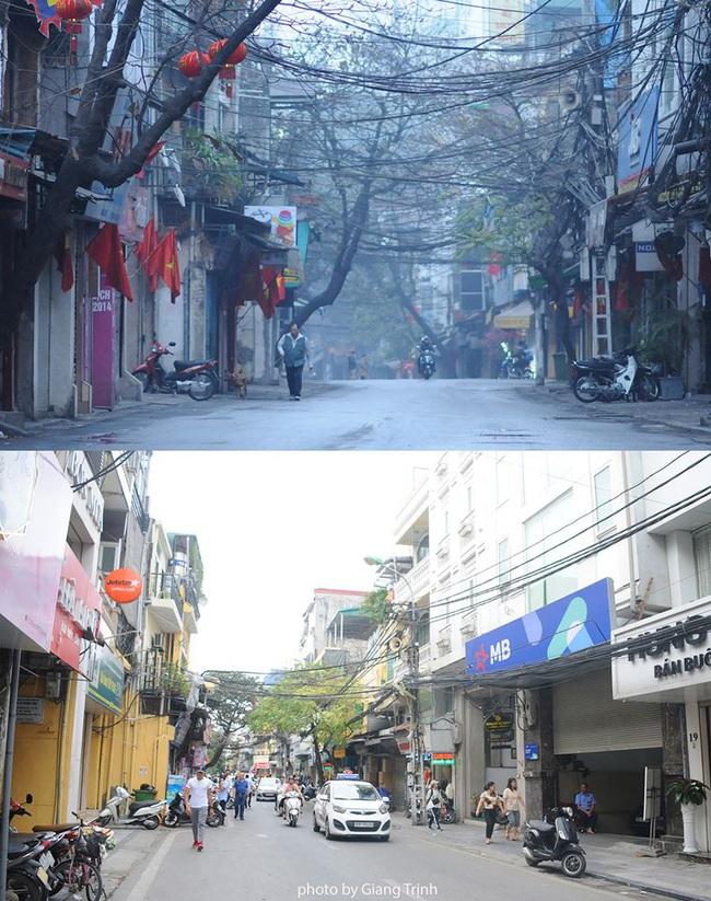 Sự đổi thay ngỡ ngàng của những con phố cổ xưa trong lòng Hà Nội suốt 1 thập kỷ, nhìn lại ai cũng thấy mênh mang - Ảnh 8.