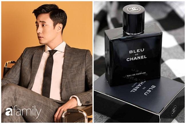6 chai nước hoa của các mỹ nam: Song Joong Ki, Lee Min Ho... sẽ thích mùi hương như thế nào? - Ảnh 4.