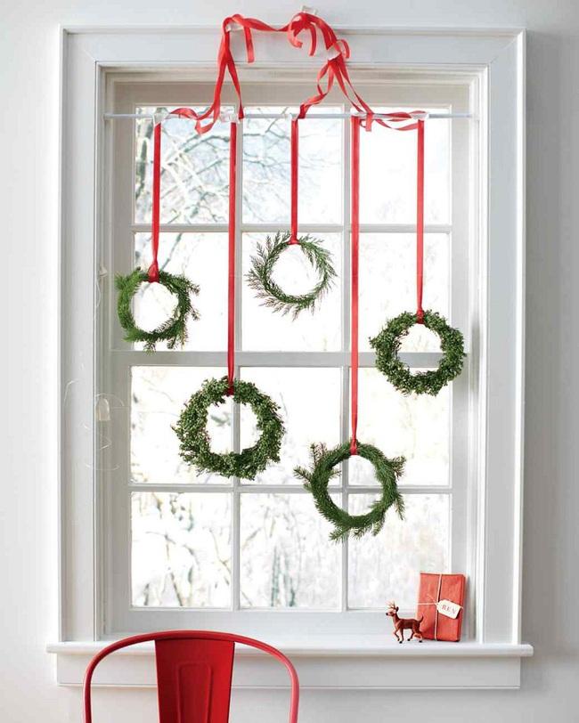 5 cách trang trí cửa sổ ngày Giáng sinh vô cùng dễ thương và bắt mắt - Ảnh 9.