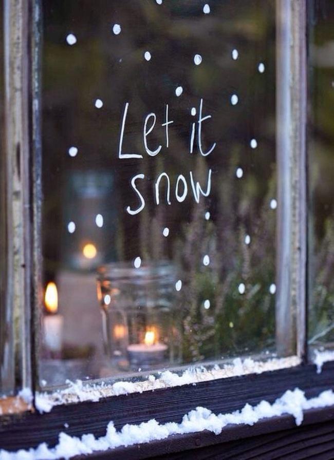 5 cách trang trí cửa sổ ngày Giáng sinh vô cùng dễ thương và bắt mắt - Ảnh 2.