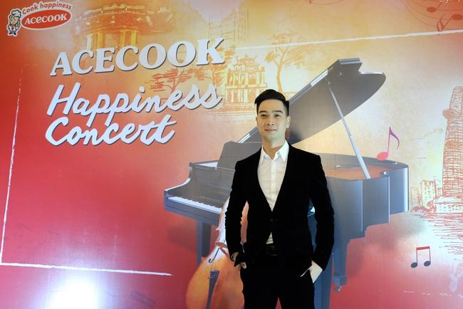 """Acecook Happiness Concert: Khi """"Se chỉ luồn kim"""", """"Ngồi tựa mạn thuyền"""" kết hợp giao hưởng và nhạc điện tử - Ảnh 2."""