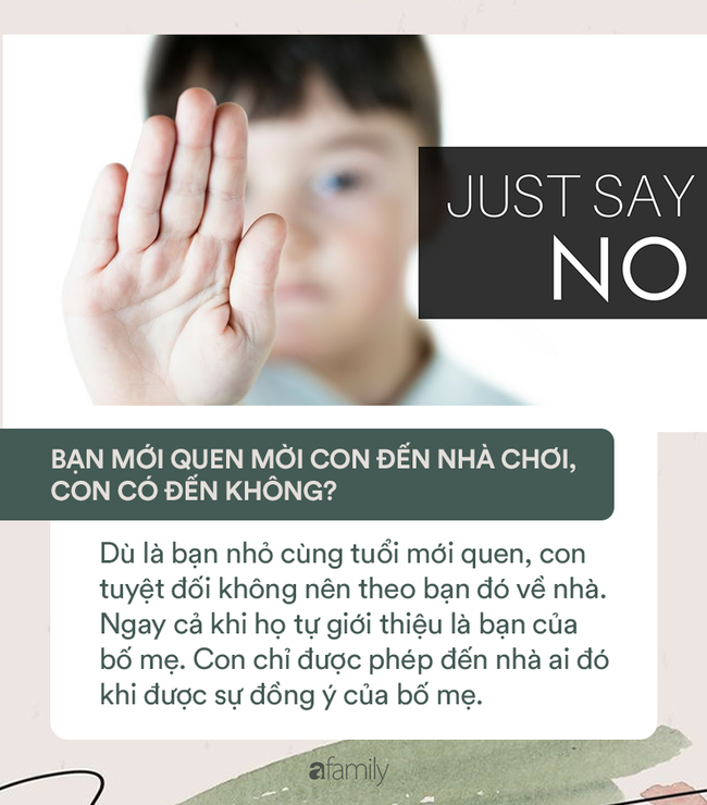 15 câu hỏi cha mẹ cần dạy ngay để cứu mạng con khi gặp những tình huống nguy hiểm - Ảnh 4.