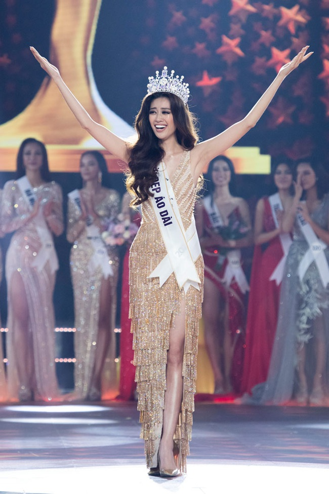 Tân Hoa hậu Hoàn vũ Việt Nam Khánh Vân sợ hãi vì từng bị bạo hành và ấu dâm, không dám ở 1 mình trong thời gian dài - Ảnh 1.
