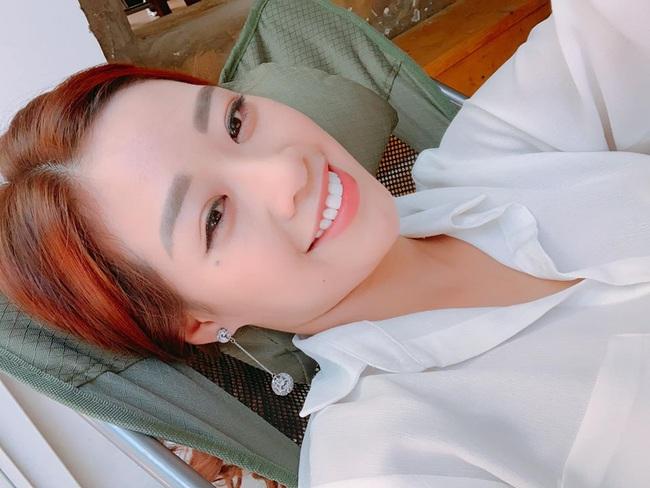 Đẳng cấp Tân Hoa hậu Hoàn Vũ Việt Nam - Khánh Vân: Mặt mộc ít phấn son cũng xinh xuất sắc, 360 độ không góc nào chết - Ảnh 7.