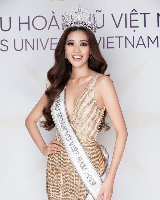 Vừa đăng quang chưa đầy 1 ngày, Tân Hoa hậu Khánh Vân đã có động thái này với đàn chị H'Hen Niê - Ảnh 4.