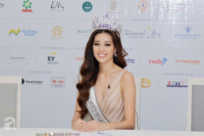 """Bị chê ứng xử """"nhạt"""", Tân Hoa hậu Hoàn vũ Việt Nam lên tiếng đáp trả - Ảnh 3."""