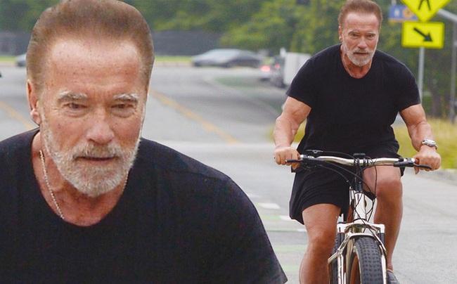 """Ông bố ngôi sao """"Kẻ hủy diệt"""" Arnold Schwarzenegger – Được mệnh danh ông bố quốc dân chẳng kém sao Hàn - Ảnh 16."""