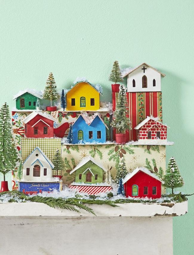 Những ý tưởng độc đáo làm đẹp nhà mùa Giáng sinh ít ai biết - Ảnh 11.