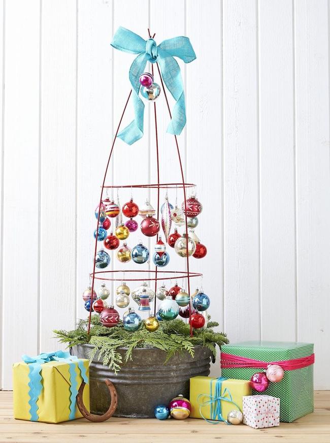 Những ý tưởng độc đáo làm đẹp nhà mùa Giáng sinh ít ai biết - Ảnh 15.