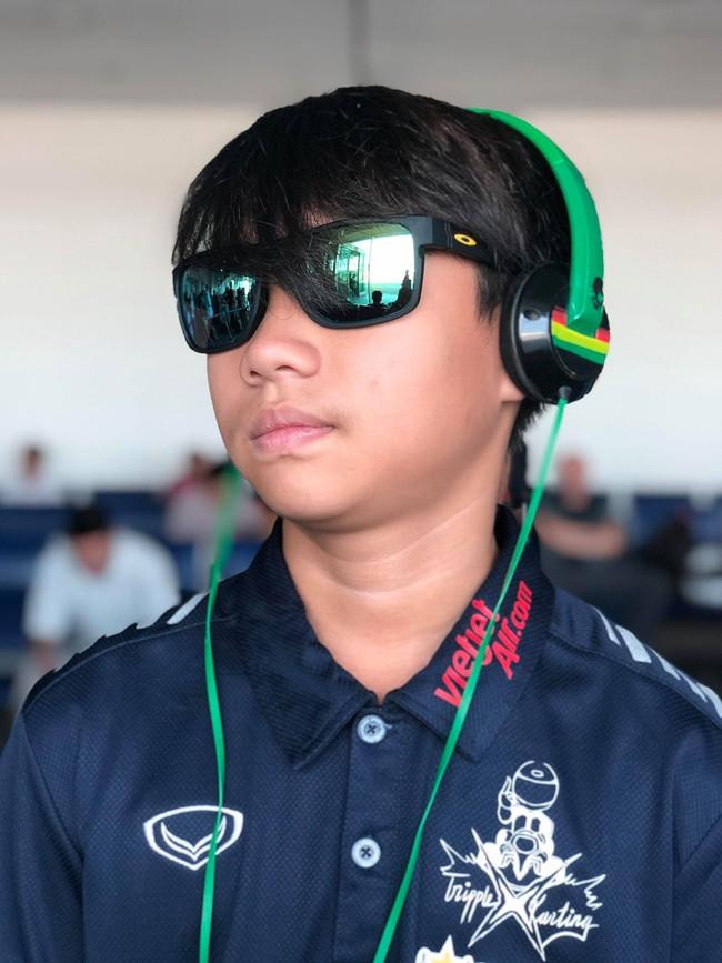 Tay đua 11 tuổi 2 lần tham gia giải đua xe quốc tế: Bố gác lại đam mê để tập trung tài chính cho con - Ảnh 4.