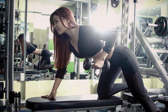 Huấn luyện viên hot girl Sài Gòn bật mí mẹo giữ dáng, chẳng sợ tăng cân trong năm mới - Ảnh 4.