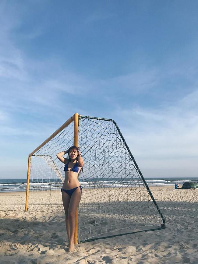 Huấn luyện viên hot girl Sài Gòn bật mí mẹo giữ dáng, chẳng sợ tăng cân trong năm mới - Ảnh 6.
