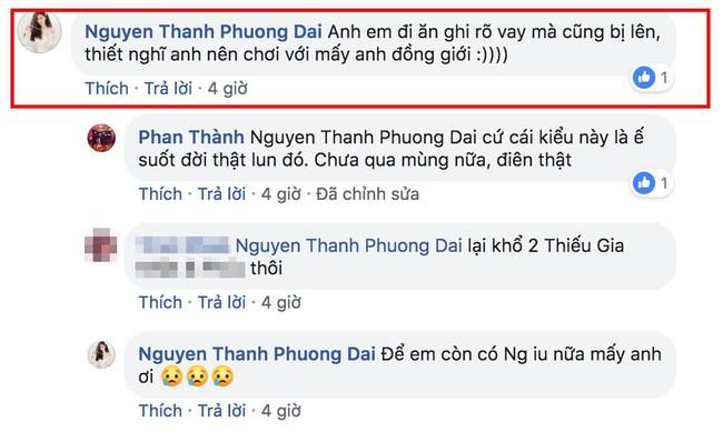 Phan Thành bức xúc lên tiếng về tin đồn vừa chia tay đã có người mới, em gái mưa vào bình luận bất ngờ - Ảnh 3.