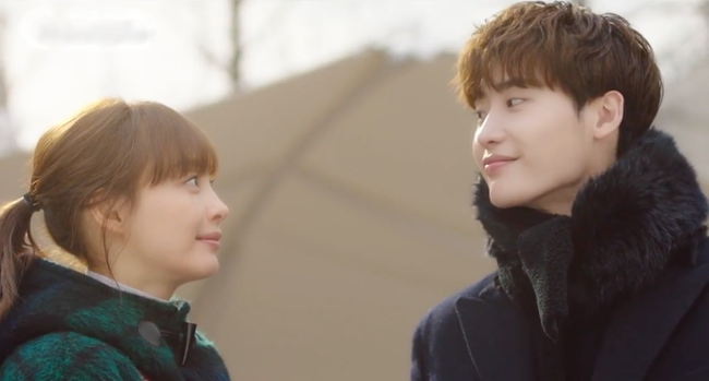 Phụ lục tình yêu: Mang danh chị em nhưng Lee Jong Suk lại tình tứ nắm tay chị gái Lee Na Young thế này - Ảnh 1.