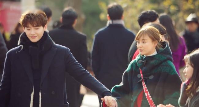 Phụ lục tình yêu: Mang danh chị em nhưng Lee Jong Suk lại tình tứ nắm tay chị gái Lee Na Young thế này - Ảnh 5.